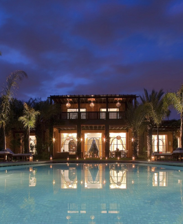 Villa With Swimming Pool Marrakech Villa Jardin Nomade Official